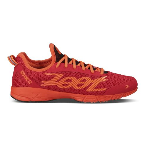 Mens Zoot Ultra Kiawe 2.0 Running Shoe - Zoot Red/Flame 10.5