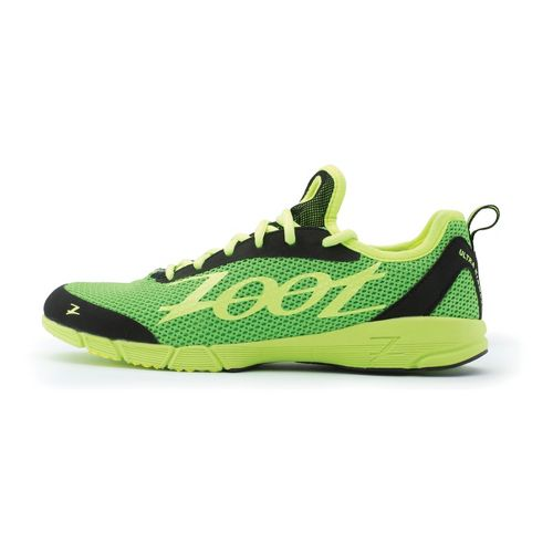 Mens Zoot Ultra Kiawe 2.0 Running Shoe - Green/Black 10.5