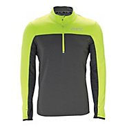 Mens Zoot Ultra Run MEGAheat Long Sleeve 1/2 Zip Technical Tops