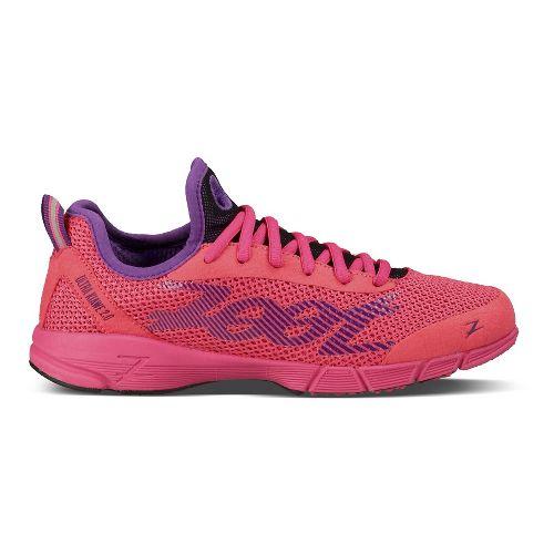 Womens Zoot Ultra Kiawe 2.0 Running Shoe - Pink/Purple 8.5