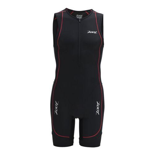 Mens Zoot Performance Racesuit Triathlon UniSuits - Black/Zoot Red M