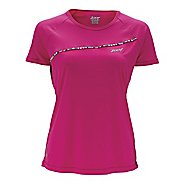 Womens Zoot Ultra Run Icefil Tee Short Sleeve Technical Tops