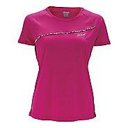 Womens Zoot Ultra Run Icefil Tee Short Sleeve Technical Tops