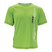 Mens Zoot Ultra Run Icefil Mesh Tee Short Sleeve Technical Tops