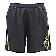 Mens Zoot Ultra Run Icefil 6 Inch Lined Shorts
