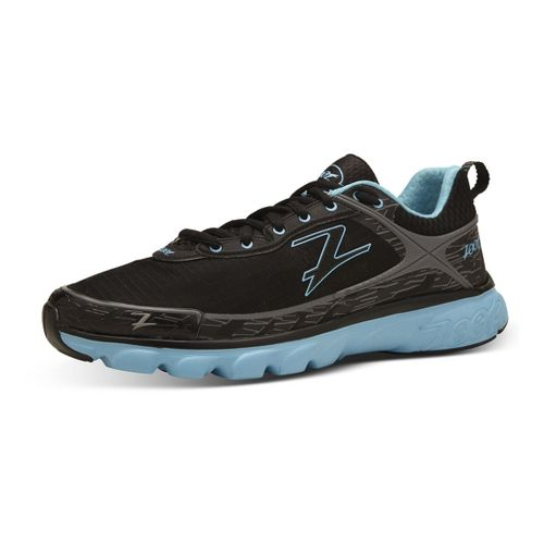 Womens Zoot Solana ACR Running Shoe - Black/Splash 8.5