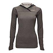 Womens Zoot MICROlite+ Hoodie Long Sleeve No Zip Technical Tops