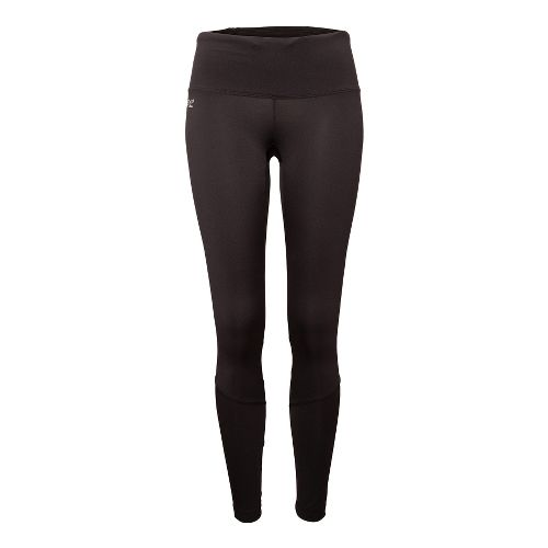 Womens Zoot Pulse Fitted Tights - Black XS