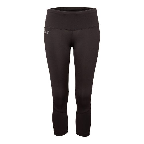 Womens Zoot Pulse Capri Tights - Black XL