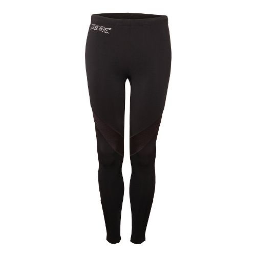 Mens Zoot ULTRA MEGAheat Fitted Tights - Black S