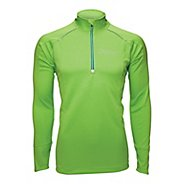 Mens Zoot MICROlite+ Long Sleeve 1/2 Zip Technical Tops