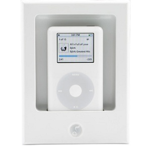 Sonance IW1 IPORT iPort In Wall iPod Docking Station