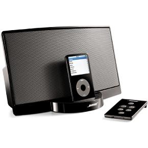 Bose SoundDock  Black Digital Music System For iPod, iPod mini, iPod nano