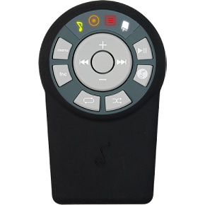 Sonance iPort EX1 Black Remote Control IR Remote Control for iPort