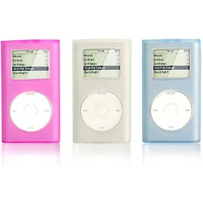 Speck IMST1T Skin-Tight iPod mini Skin 3 Pack