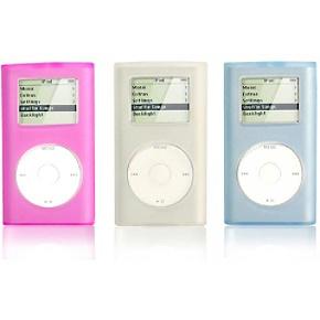 Speck IMST1T Skin-Tight iPod mini Skin 3 Pack