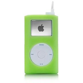 iSkin Wasabi Glow Mini iPod Case iSkin Wasabi Glo