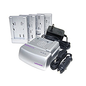 Lenmar BCLC1X3 Universal Battery Charger