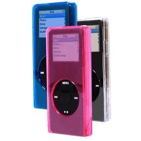 Speck SEECBPNN1 iPod Nano Translucent Hard Plastic Case (3 Pack)