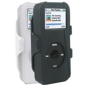 Speck SKDDOUBLENN iPod nano Deluxe Rubberized Case