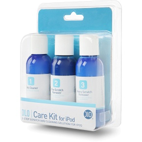 DLO Care Kit For iPod iPod Cleaning And Scratch Removing Kit
