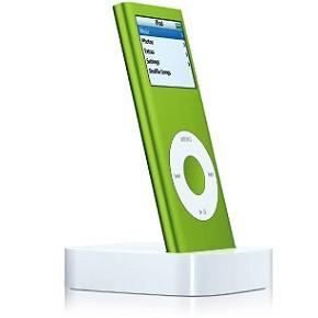 Apple MA594G/A iPod nano Dock