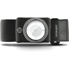 DLO Action Jacket, iPod shuffle, Black iPod Shuffle Protective Case