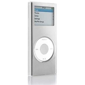 DLO Shell, iPod nano, Clear iPod nano Protective Case
