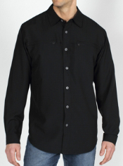 The easy-care Trifecta Check Shirt gives you triple protection from wrinkles,...