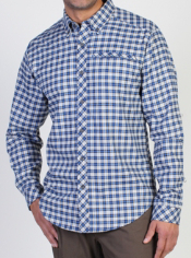 The soft brushed Bergen twill plaid will keep you cozy and comfortable ...