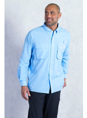 The classic Air Strip shirt has been given an update. A slightly slimmer fit ...