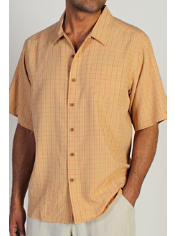 The Pisco Plaid is crafted from a silky smooth fabric that will keep you ...