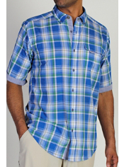 The Freiburg is a stylish, lightweight travel shirt that is perfect for any ...