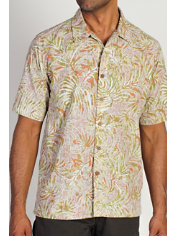 The Tropicamo Print is a lightweight travel shirt that is perfect for any ...