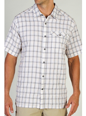 The Quadrant is a stylish, lightweight travel shirt that is perfect for any ...
