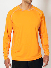 The Sol Cool utilizes Icefil® technology to create the ultimate active shirt ...