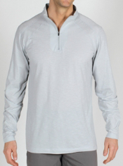 The ExO Dri Carbonite 1/4 Zip is designed for active performance with Cocona®...