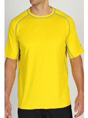 The Sol Cool Tee lives up to its name with Icefil® treated fabric. Xylitol, a...