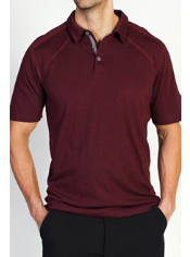 Stay fresh, stylish and ready for anything with the JavaTech Polo. This ...
