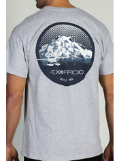 Show your Seattle pride with the Mt. Rainier graphic tee.