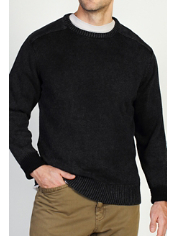 Drink your coffee and wear it too. The wool-blend Cafenisto sweater is ...