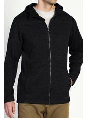 The Kahve Thermal Hoody features JavaTech technology for superior fabric ...