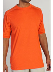 The ExO Dri Tee is a performance shirt with a casual look featuring dri ...