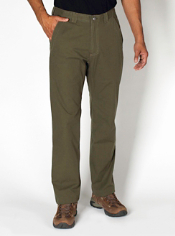 Wherever you roam, wear the durable cotton-blend Roughian Pant to stay ...