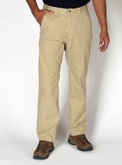 If you're a tall traveler, we've got the perfect pant for you. The Roughian ...