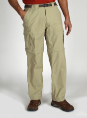 Protection is the Nio Amphi Convertible Pant's specialty. A built-in ...