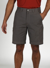 The Roughian Cargo short are ready for anything with durable canvas, Durable ...