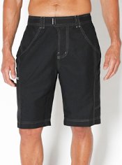 The MarLoco pulls double duty as a board short and an everyday short. Wear it...