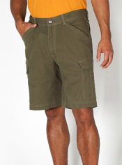 Get ready for adventure with the Roughian Cargo Short. Featuring seven ...