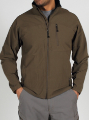 The Boracade Jacket is stylish and durable, and will protect you from the ...